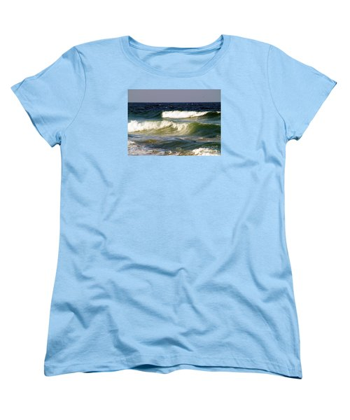 Aftermath Of A Storm Women's T-Shirt (Standard Cut) by Patricia Griffin Brett