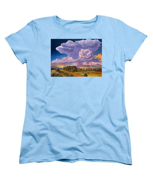 Afternoon Thunder Women's T-Shirt (Standard Cut)