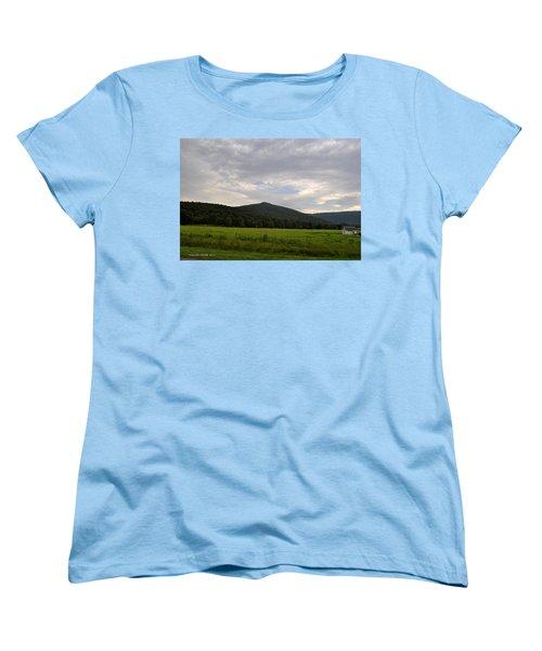 Alabama Mountains 2 Women's T-Shirt (Standard Cut) by Verana Stark