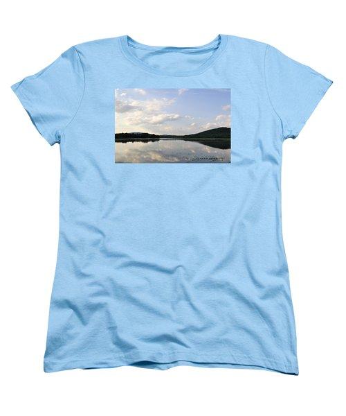 Alabama Mountains Women's T-Shirt (Standard Cut) by Verana Stark