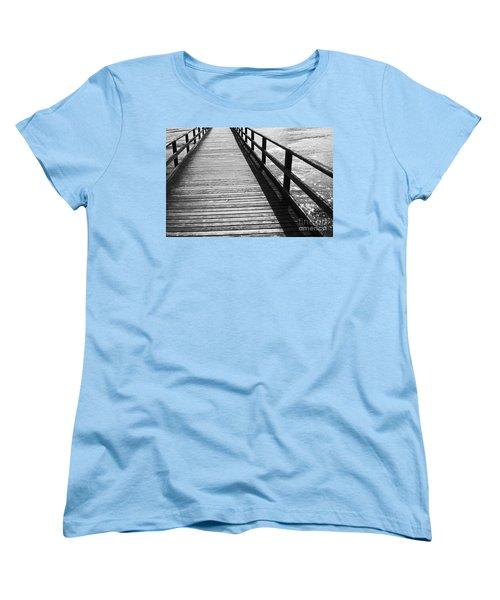 All That Glitters... Women's T-Shirt (Standard Cut) by Andy Prendy