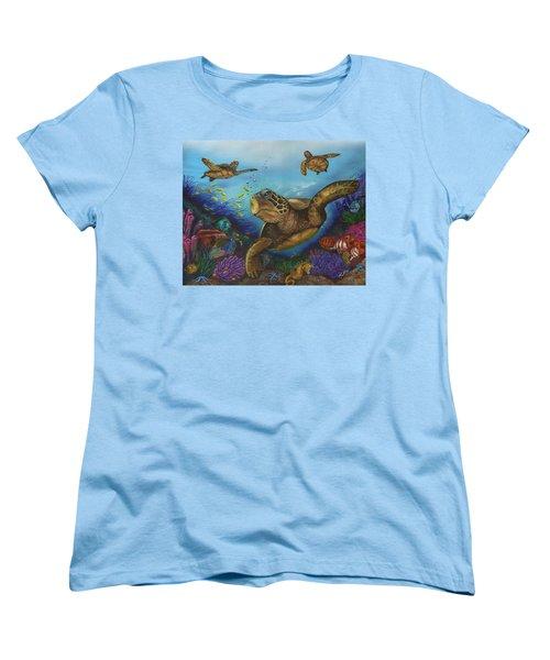 Alternate Universe Women's T-Shirt (Standard Cut)