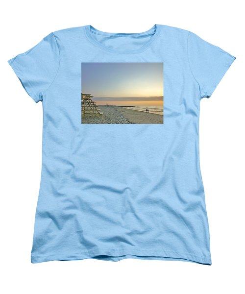 An Ordinary Summer Day Begins Women's T-Shirt (Standard Cut)