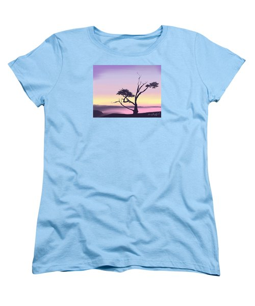 Anacortes Women's T-Shirt (Standard Cut) by Terry Frederick