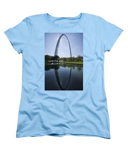 Arch Reflection Women's T-Shirt (Standard Cut)
