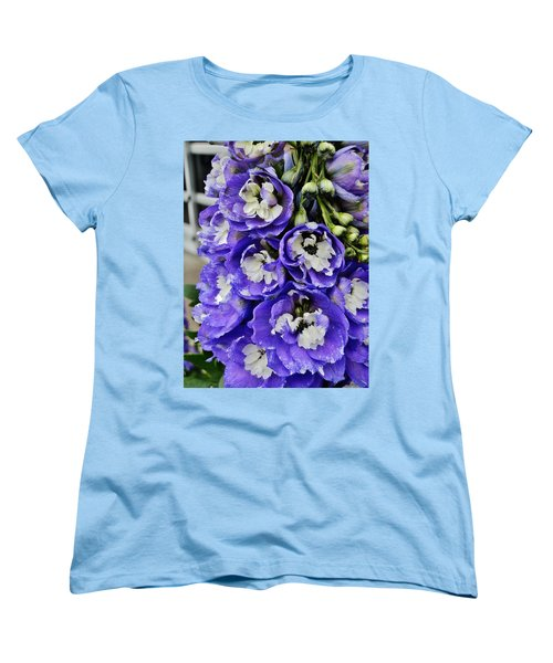 Aristocratic Spire Women's T-Shirt (Standard Cut) by VLee Watson