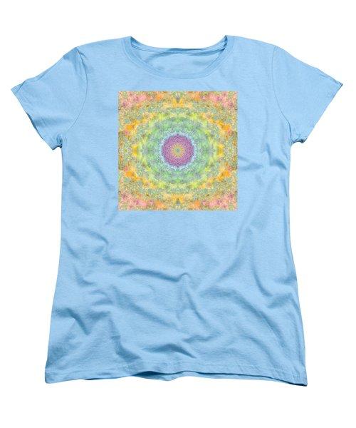 Astral Field Women's T-Shirt (Standard Cut) by Mark Greenberg