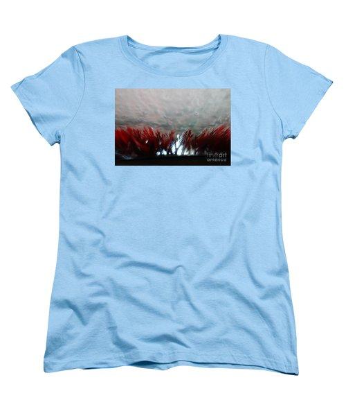 At The Car Wash 4 Women's T-Shirt (Standard Cut) by Jacqueline Athmann