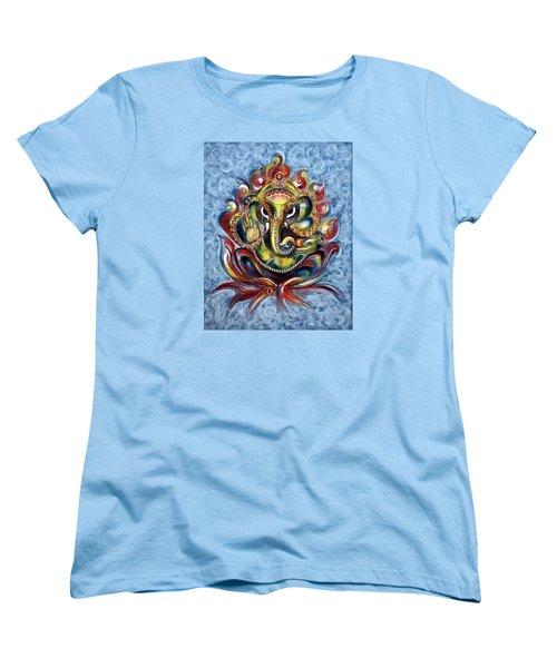 Aum Ganesha Women's T-Shirt (Standard Cut)
