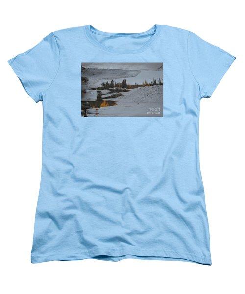 Autumn Arising Women's T-Shirt (Standard Cut) by Brian Boyle