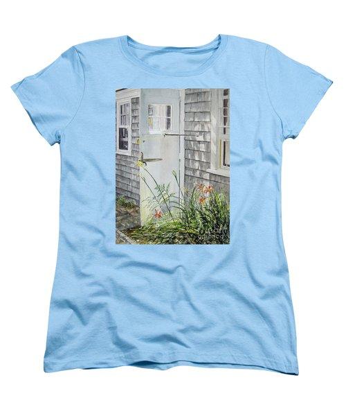 Back Door Nantucket Women's T-Shirt (Standard Cut)