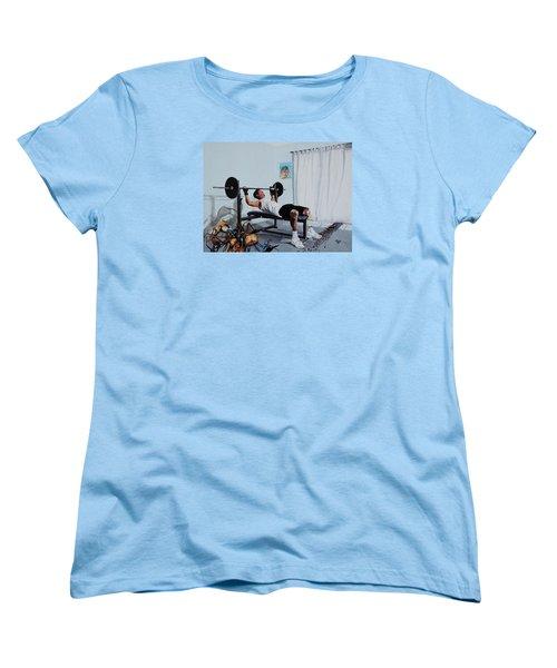 Bad Dream Women's T-Shirt (Standard Cut) by Raymond Perez