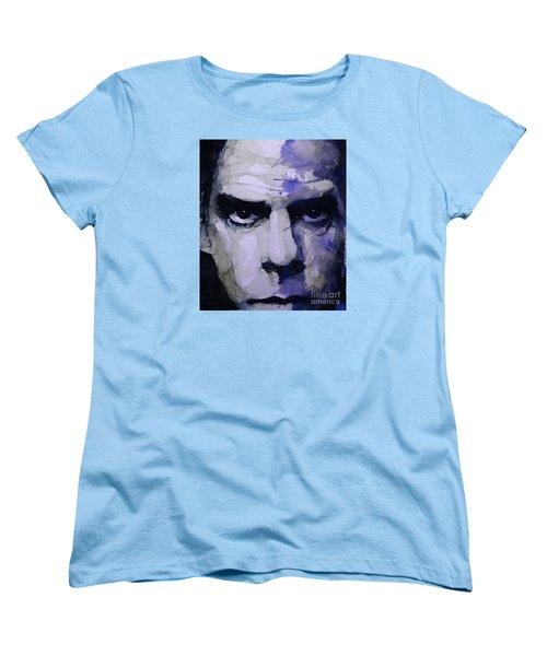 Bad Seed Women's T-Shirt (Standard Cut) by Paul Lovering