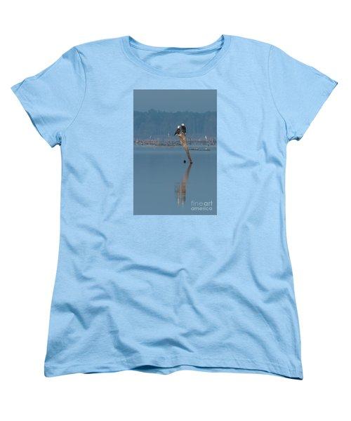 Bald Eagle Pair Women's T-Shirt (Standard Cut)