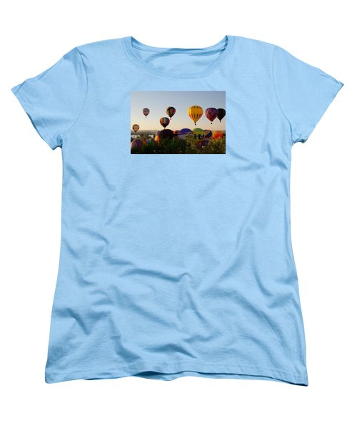 Balloon Festival Women's T-Shirt (Standard Cut)