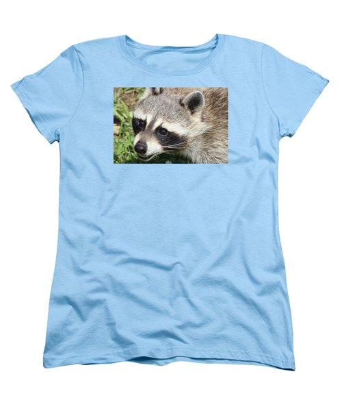 Bandit Women's T-Shirt (Standard Cut) by Tiffany Erdman