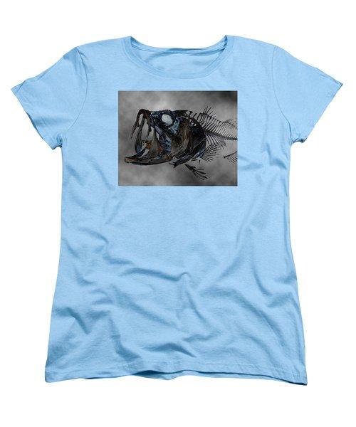 Bass Art Women's T-Shirt (Standard Cut) by Tbone Oliver
