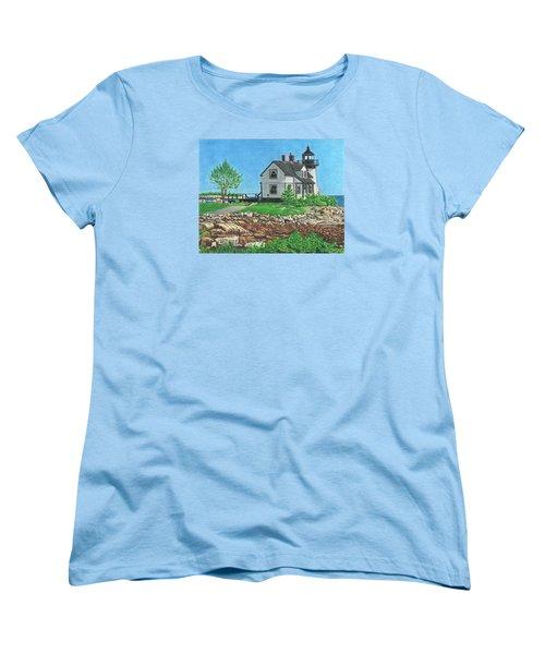 Beacon Of Hope Women's T-Shirt (Standard Cut) by Troy Levesque