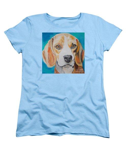 Beagle Women's T-Shirt (Standard Cut)