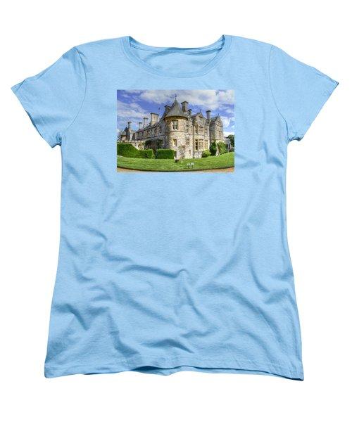 Beaulieu Women's T-Shirt (Standard Cut) by Spikey Mouse Photography