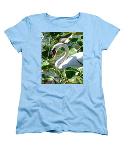Beautiful Women's T-Shirt (Standard Cut) by Carol  Bradley