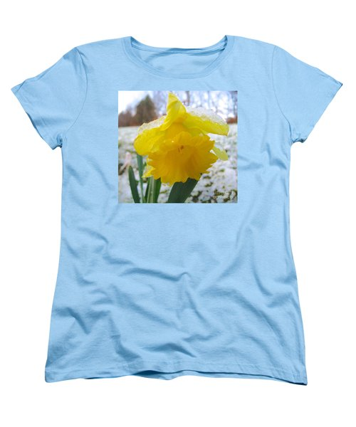 Beauty Within Women's T-Shirt (Standard Cut) by Suzanne Oesterling