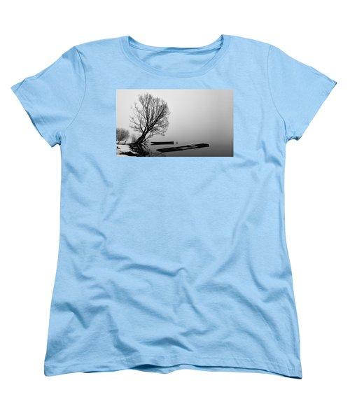 Beginning Of The End Women's T-Shirt (Standard Cut) by Davorin Mance