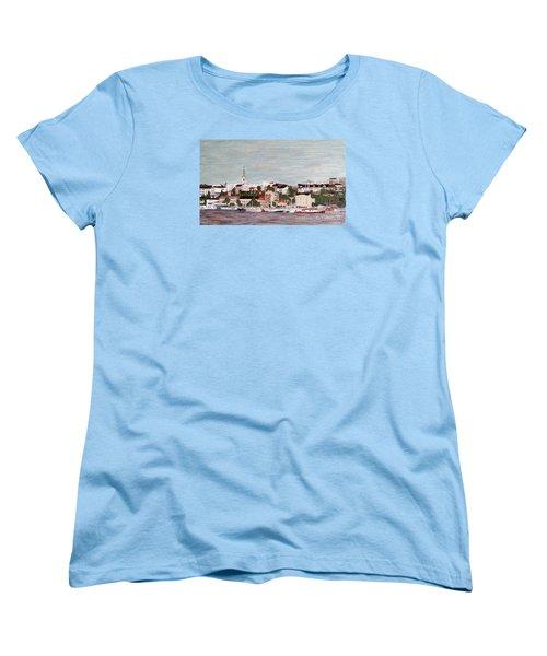 Belgrade Serbia Women's T-Shirt (Standard Cut)