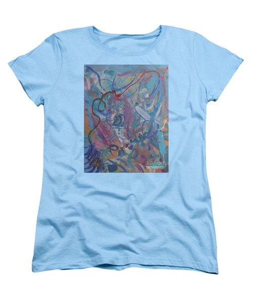 Blast Women's T-Shirt (Standard Cut)