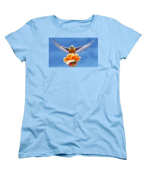 Bless  You Women's T-Shirt (Standard Cut) by Jean Noren