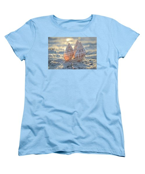 Blissful Women's T-Shirt (Standard Cut) by Melanie Moraga