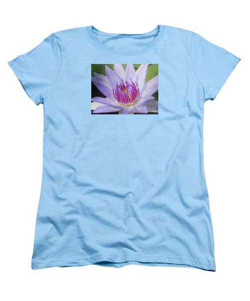 Women's T-Shirt (Standard Cut) featuring the photograph Blooming For You by Chrisann Ellis