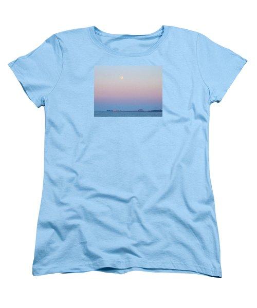 Blue Moon Eve Women's T-Shirt (Standard Cut)