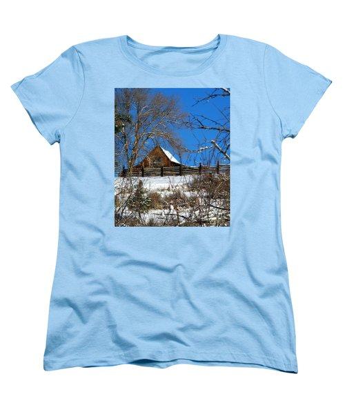 Blue Sky Women's T-Shirt (Standard Cut)