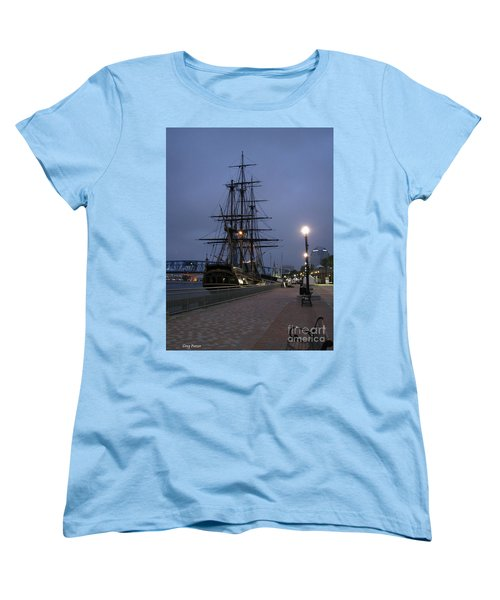 Women's T-Shirt (Standard Cut) featuring the photograph Bounty by Greg Patzer