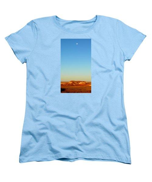 Breakaways Women's T-Shirt (Standard Cut) by Evelyn Tambour