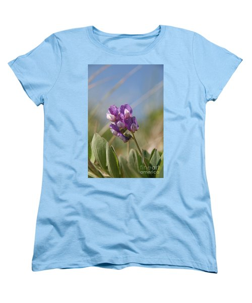 Breathe In The Air No.2 Women's T-Shirt (Standard Cut) by Neal Eslinger
