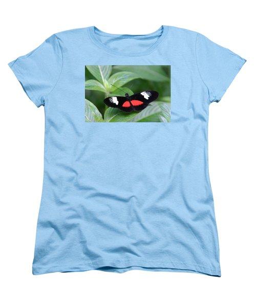Breathtaking Contrast Women's T-Shirt (Standard Cut) by Denyse Duhaime