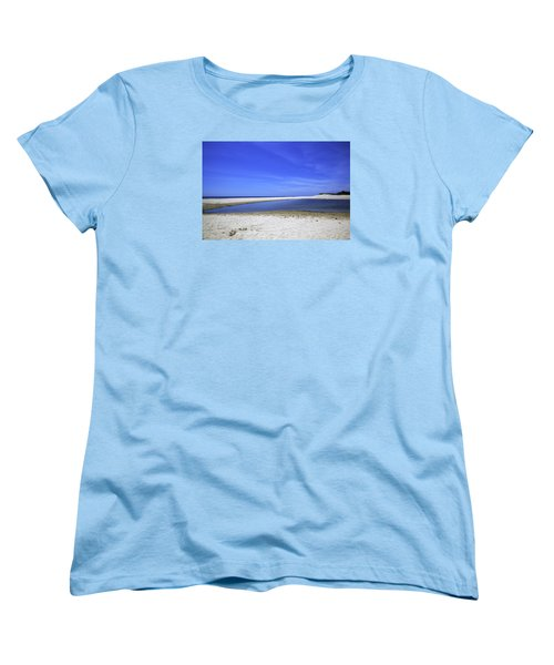 Bridgehampton Sky Women's T-Shirt (Standard Cut) by Madeline Ellis
