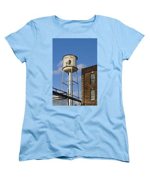 Buffalo Trace - D008739a Women's T-Shirt (Standard Cut) by Daniel Dempster