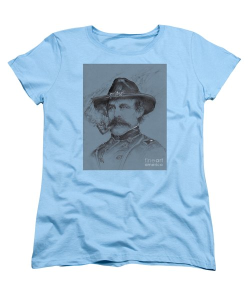 Buford's Stand Women's T-Shirt (Standard Cut) by Scott and Dixie Wiley