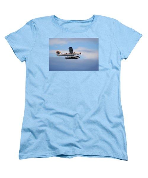 C-frno Women's T-Shirt (Standard Cut) by Mark Alan Perry