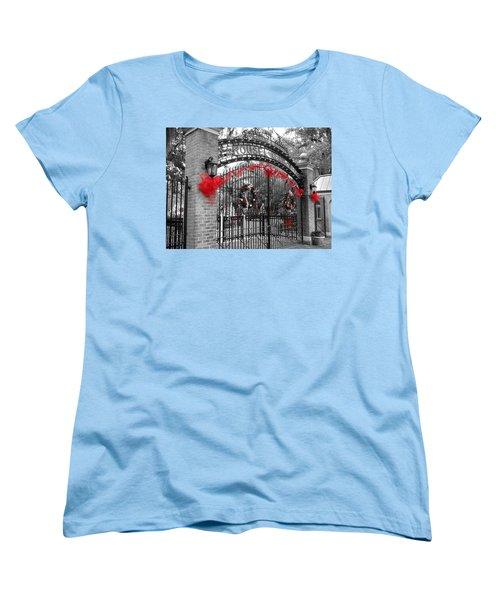 Carousel Gardens - New Orleans City Park Women's T-Shirt (Standard Cut)