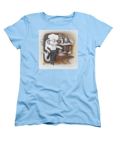 Chef Women's T-Shirt (Standard Cut)