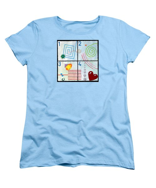 Child's Play Women's T-Shirt (Standard Cut) by Thomas Gronowski