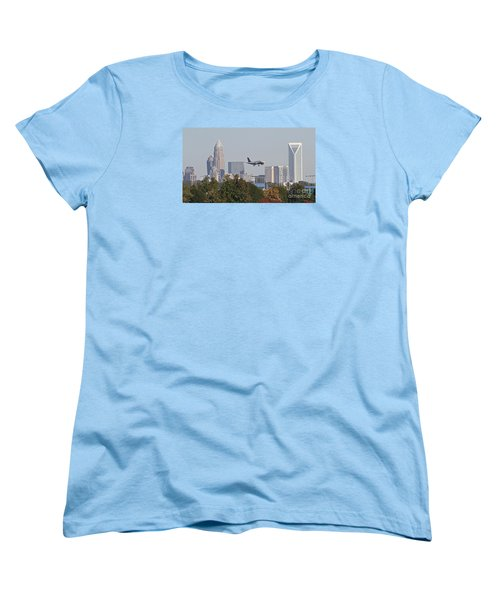Cleared To Land Women's T-Shirt (Standard Cut) by Kevin McCarthy