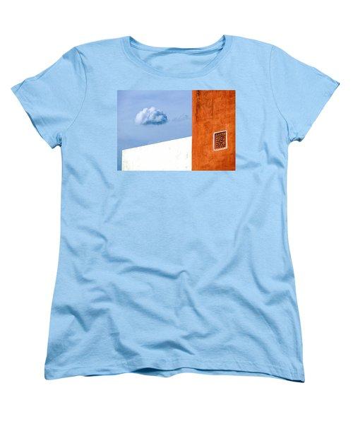 Cloud No 9 Women's T-Shirt (Standard Cut) by Prakash Ghai