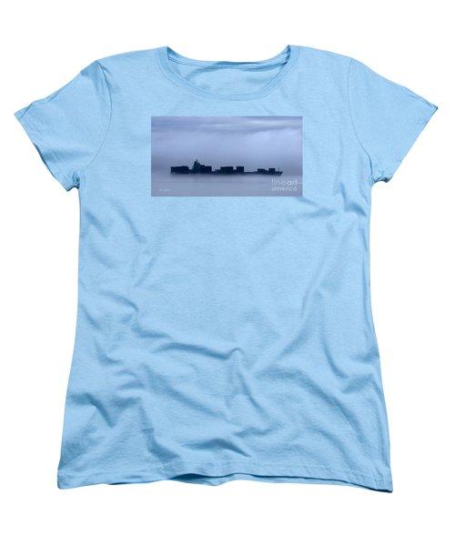 Cloud Ship Women's T-Shirt (Standard Cut)