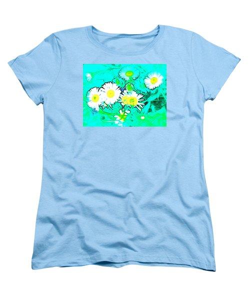 Color 7 Women's T-Shirt (Standard Cut) by Pamela Cooper