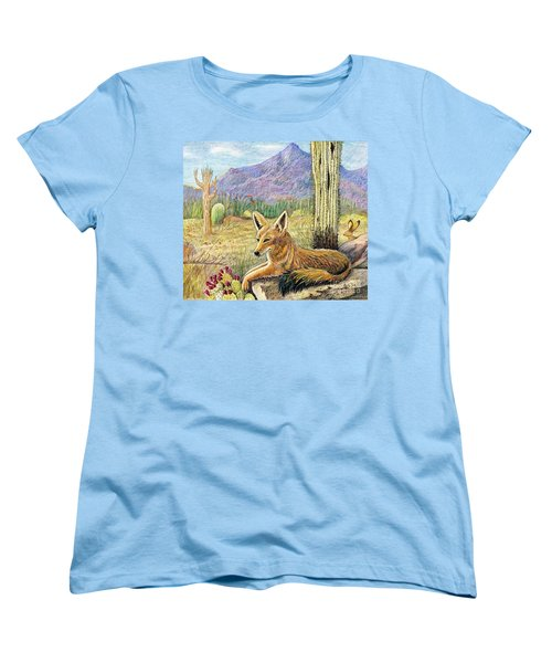 Come One Step Closer Women's T-Shirt (Standard Cut) by Marilyn Smith
